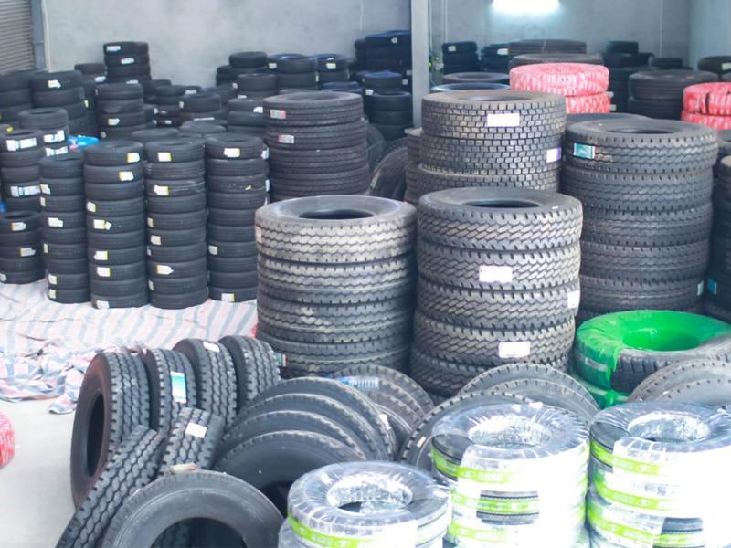 Nito làm giảm việc hư hỏng của lốp xe