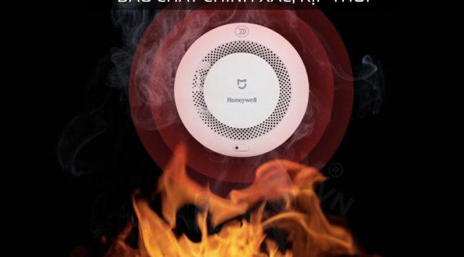 Các loại cảm biến báo cháy