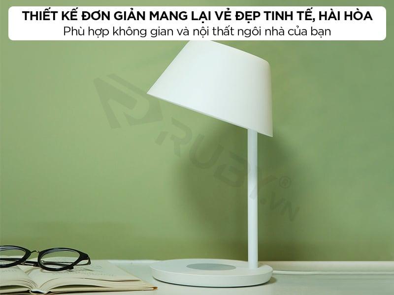 Đèn bàn trang trí tinh tế hài hòa