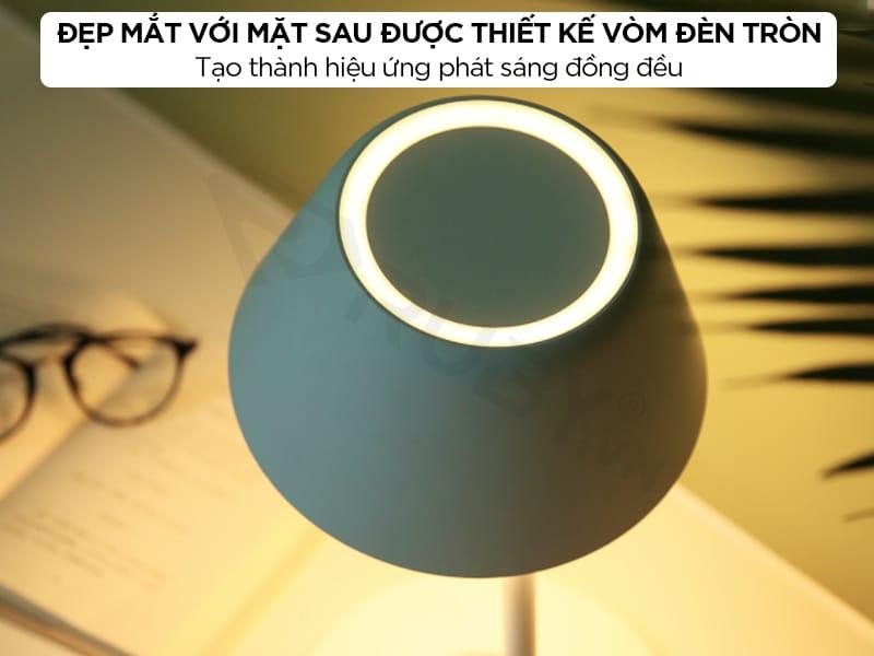 Đèn bàn thiết kế vòm đèn tròn
