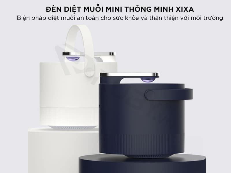 Đèn diệt muỗi mini thông minh Xixa