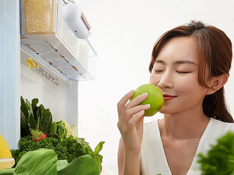 hướng dẫn khử mùi tủ lạnh