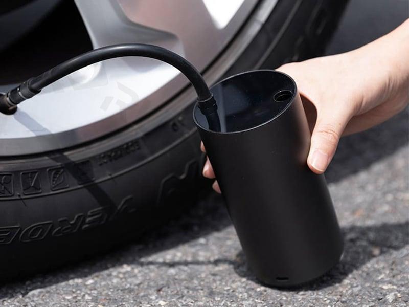 Máy bơm lốp ô tô Mojietu 150PSI