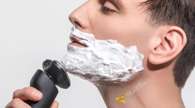 review máy cạo râu xiaomi