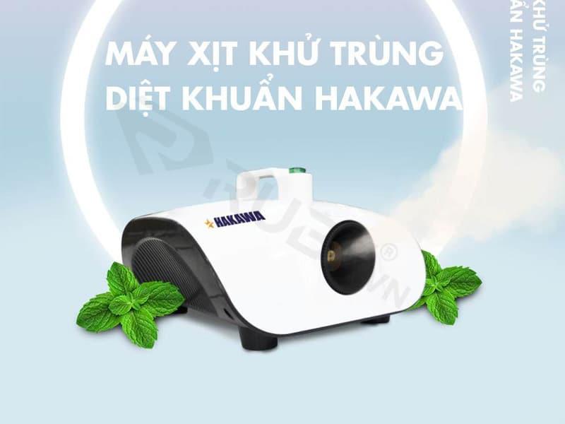 Máy diệt khuẩn khử mùi Hakawa Nhật Bản HK2020KT