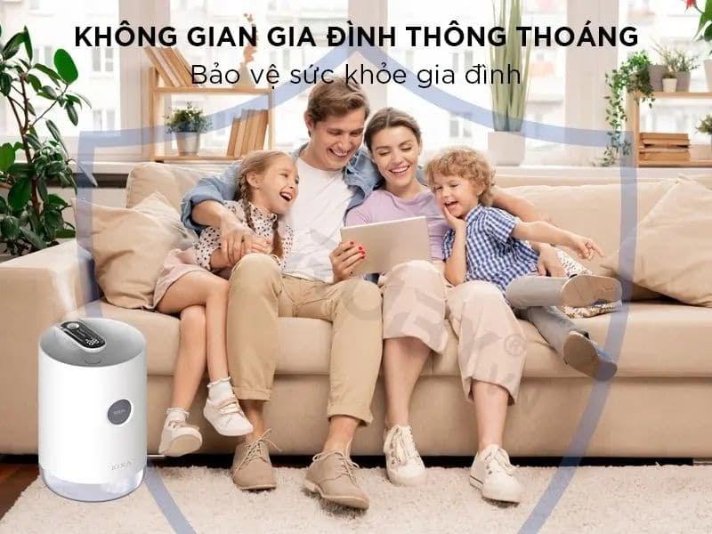 Máy tạo ẩm tốt nhất hiện nay Xiaomi