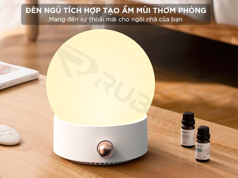 Máy tạo độ ẩm tích hợp đèn ngủ thông minh Xixa