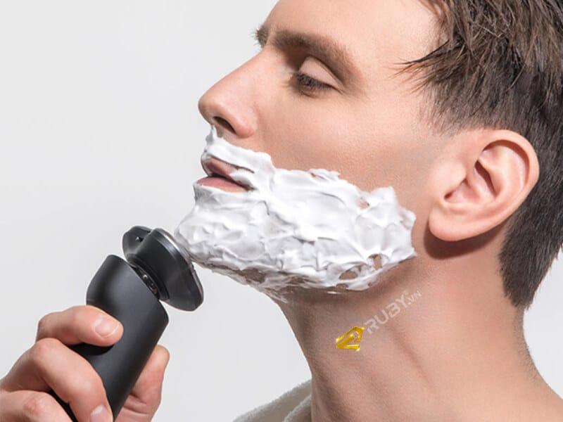 Những ưu điểm nổi bật của máy cạo râu