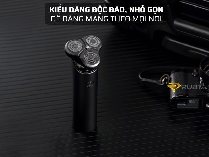 Xiaomi Mijia sở hữu thiết kế độc đáo