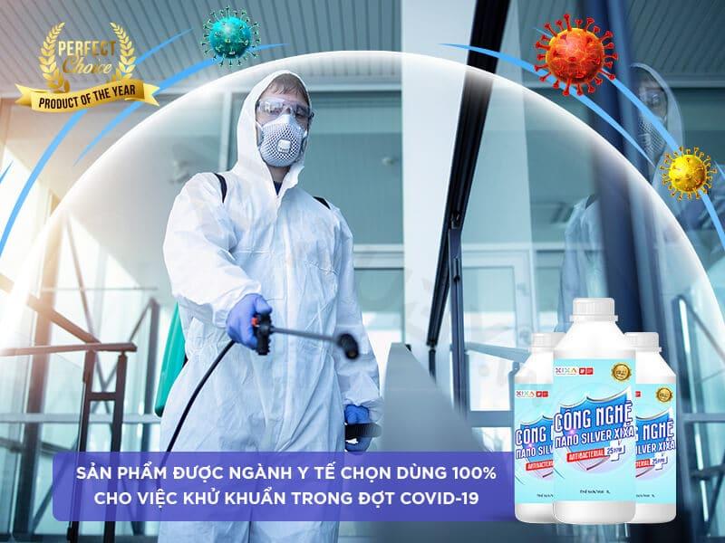 Ứng dụng nano trong y học