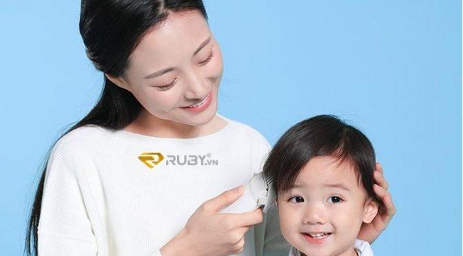 cách sử dụng tông đơ cho bé an toàn