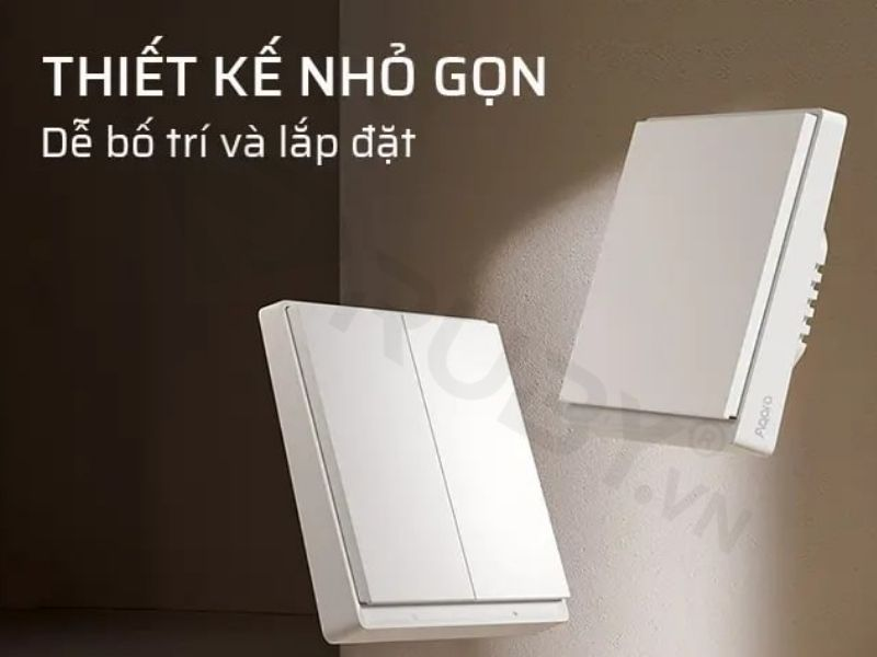 Công tắc thông minh âm tường Xiaomi Mijia MJKG01-2YL
