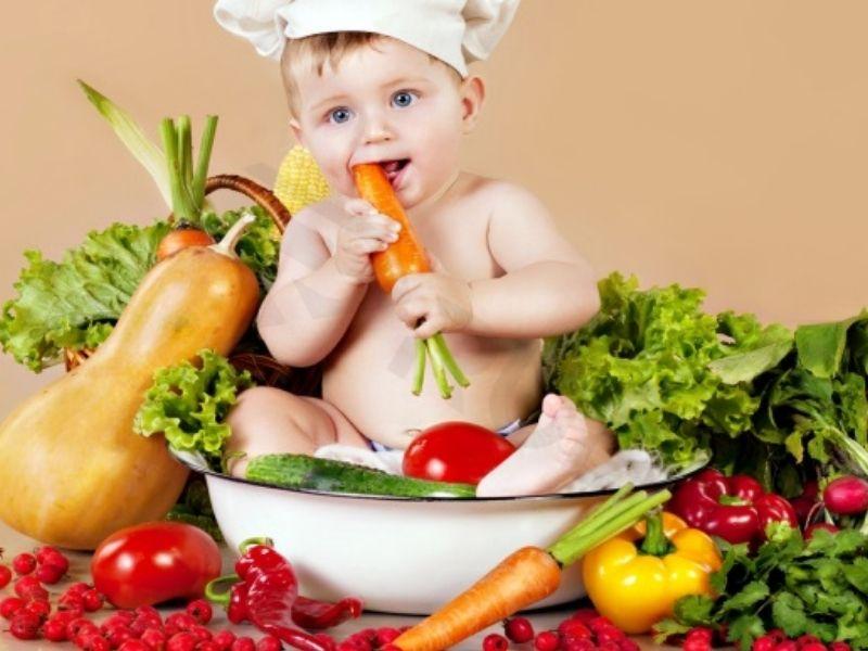 Cung cấp dinh dưỡng cho trẻ
