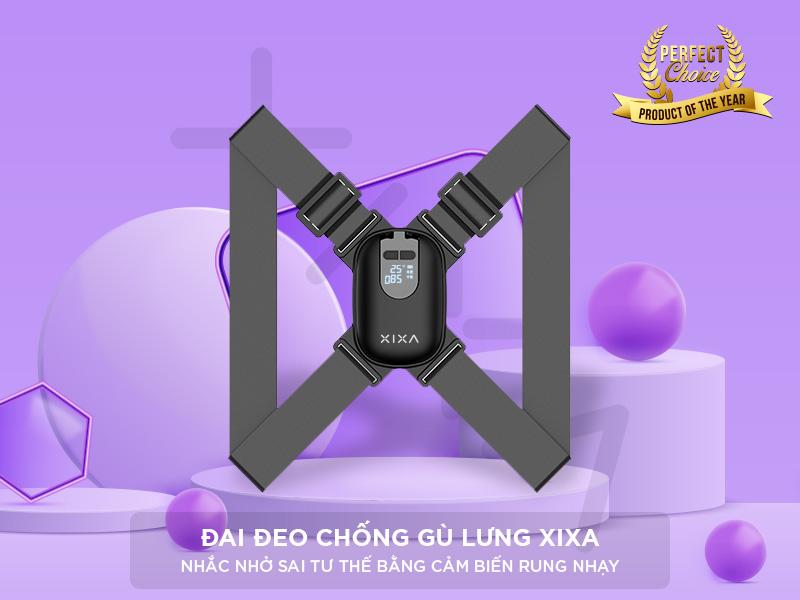 Đai đeo chống gù lưng Xixa