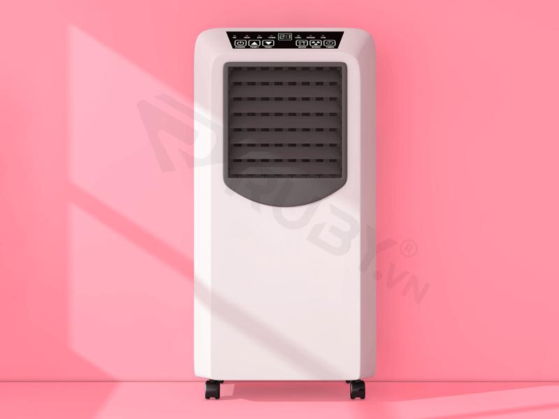 Thiết kế của máy hút ẩm