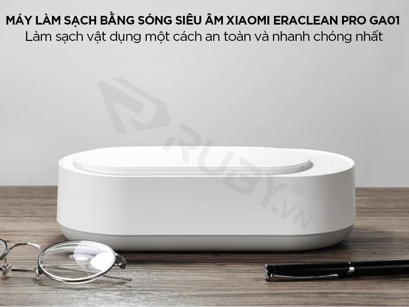 Máy làm sạch bằng sóng siêu âm Xiaomi EraClean Pro GA01